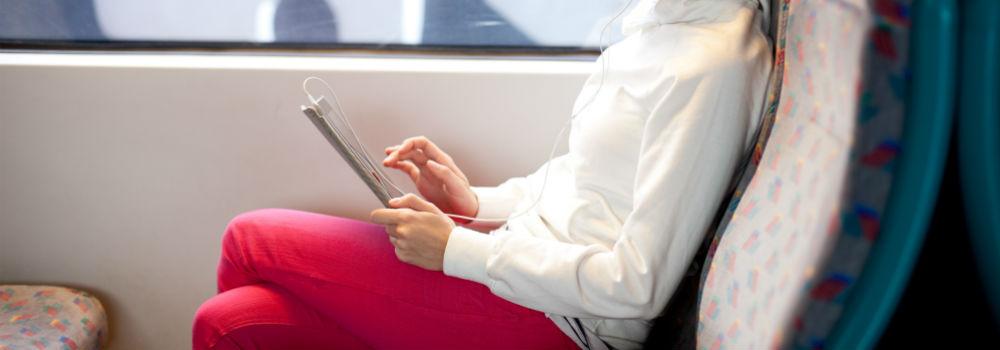 lån på mobil tablet